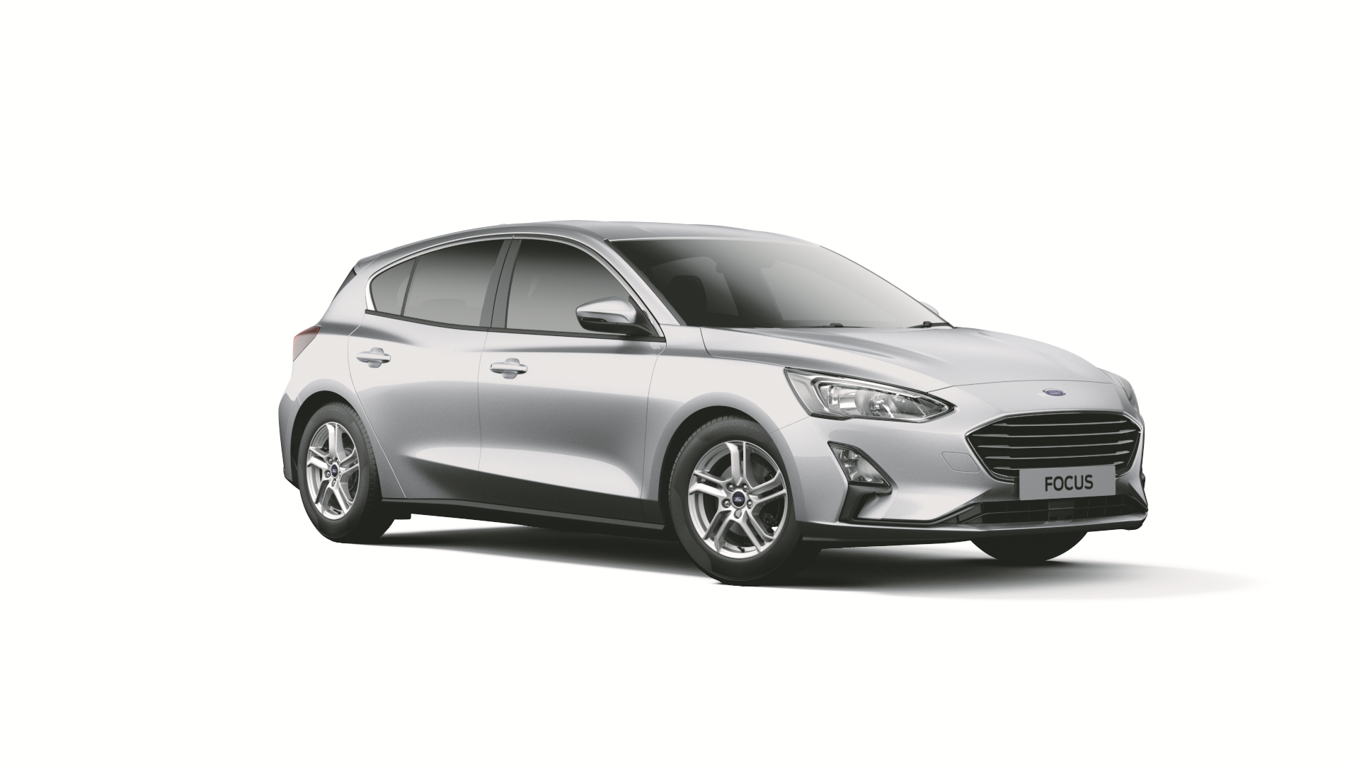 All New Ford Focus Motability Offer