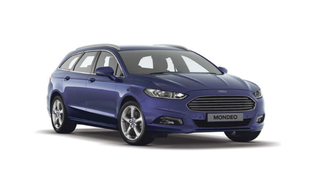Mondeo Motability Offer