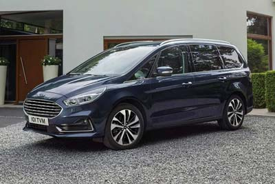 Ford Galaxy - Overview