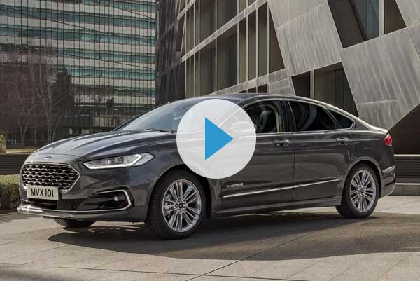 Ford Mondeo Hybrid - Overview